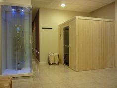 Centro benessere by Emoplast  http://www.emoplastsaune.com/saune-finlandesi/sauna-per-hotel/