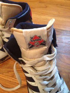 Vintage Adidas rivalidad Hi Patrick Ewing zapatos 80s 90s Run DMC hizo