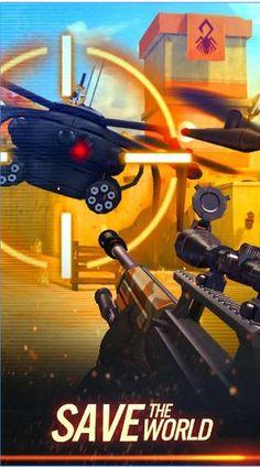 Download Sniper X Feat Jason Statham Mod Apk V1.5.2 Mega Mod