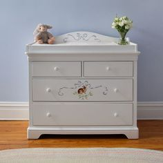 Classic Cottontail Versatile Dresser A bit pricey, changing table $1678