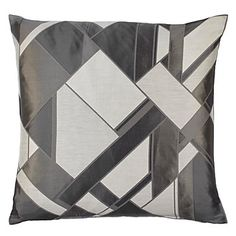 Mateo Pillow from Z Gallerie Affordable Modern Furniture, Bed Runner, Pillow Fabric, Bed Duvet Covers, Home Decor Store, Bed Throws, Furniture Sale, Soft Furnishings, Custom Pillows