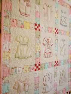 little acorns: … introducing Betsy's Closet - In Stitches