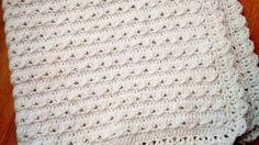 crochet baby blanket www.sashe.sk/dekora15