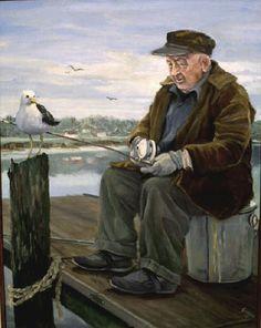 Fishing Buddies Pat Durgin