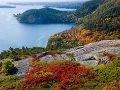 Why Go? Maine doles out plenty of breathtaking coastline, but true immersion in The Pine Tree State's wild crimson, pumpkin, and amber-hued environs requires heading deeper inland. For superlative fall foliage, explore Baxter State Park and the forests to the southwest—the contiguous Nahmakanta Public Reserved Land and the Appalachian Mountain Club (AMC) 100-Mile Wilderness Conservation Area. This outdoor paradise is enveloped by both multi-hued, deciduous trees and towering evergreens…