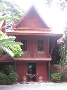 Thailand- Jim Thompson's House