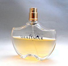Vintage Shalimar by Guerlain 1.7 oz Eau de Toilette Spray