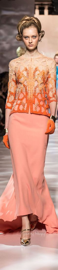Georges Chakra Spring-summer 2015 - Couture.