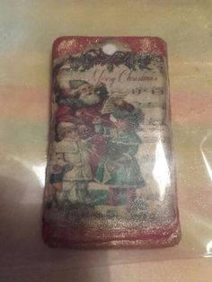 Mis galletas vintage navideñas