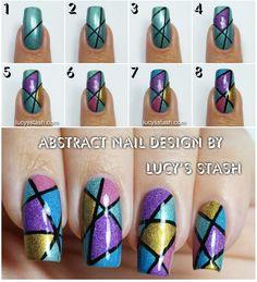 33 Unbelievably Cool Nail Art Ideas 21