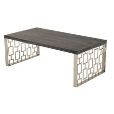 Skyline Ash Coffee Table - Overstock™ Shopping - Great Deals on Coffee, Sofa & End Tables