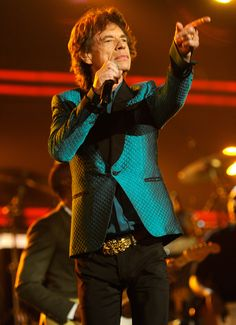 Mick Jagger   no satisfaction        keep on rolling