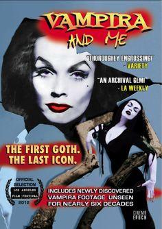 Amazon.com: Vampira And Me: Maila Nurmi (aka Vampira), Gloria Pall (aka Voluptua), Satan's Cheerleaders, Dana Gould, Jennifer Van Goethem, R...