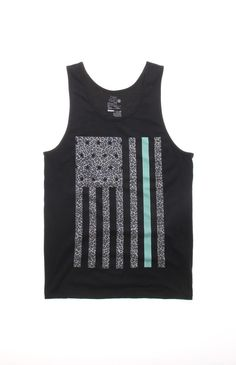 On The Byas Mike Flag Tank #pacsun