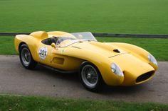 1956 Ferrari 250 GT Testa Rossa