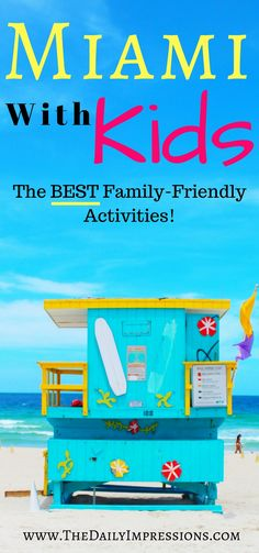 Most people don't equate Miami and Kid friendly but there are tons of things to do in #Miamiwithkids .In fact, there is something for every member of the family to enjoy during your #Miami vacation. Whether you're gathering some #Springbreakideas or #summervacation planning, this is the perfect guide for you! #kidfriendlyvacationideas #thingstodoinmiami #familyfriendlyvacations #eastcoast #usvacationideas #travelwithkids #traveldestinations #floridavacation #floridatravel #southflorida