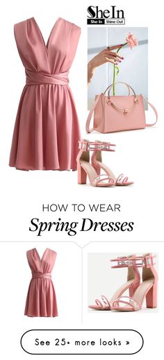 """""""She in, Shine out"""" by redcat20 on Polyvore featuring shein"""