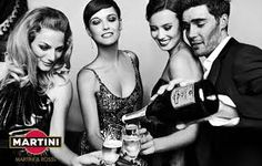 Martini advertising