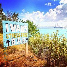 "@oldmango's photo: ""Walk this way #caribbean #travel #bvi"""