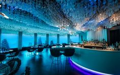 Su six underwater restaurant- Maldives