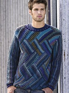 Ravelry: Zigzag Bricks pattern by Ginger Luters