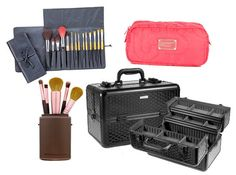 Professional top-quality cosmetic brushes for precise makeup application and flawless results Cosmetic Brushes, It Cosmetics Brushes, Makeup Application, Up Styles, Make Up, Top, Beauty, Fashion, Mac Makeup Application