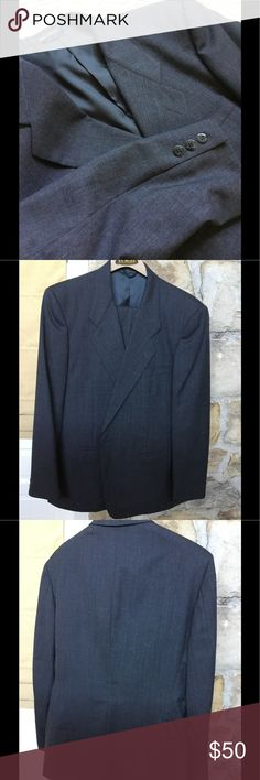 Vintage men's grey lightweight wool suit Grey lightweight wool, classic cut and fit, beautiful fabric, in mint condition. See photos for sizing. Suits & Blazers Suits