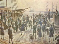 The Indentured Atlantic: Bound Servitude and the ...  |Indentured Servants From England