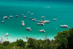 """7 great beaches in Brazil   """"5. Praia do Forno, Arraial do Cabo – RJ"""""""