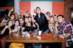 It was another eventful First Friday earlier this month in Chinatown. As always, area shops and galleries hosted sales and shows, while bars and restaurants filled up throughout the night with drinks, live music, dancing and more