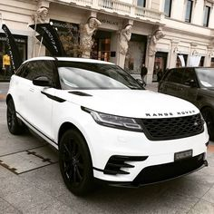 Range Rover Jeep, Range Rover Evoque, Range Rover Sport, Pink Range Rovers, Best Luxury Cars, Luxury Suv, My Dream Car, Dream Cars, Lux Cars