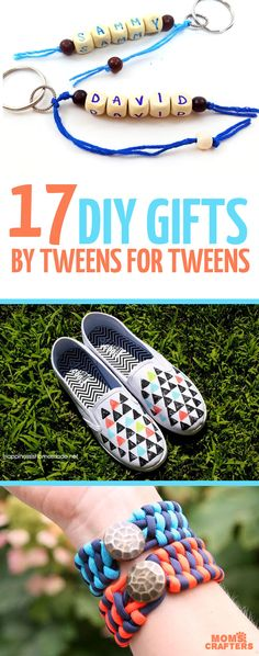 DIY Gifts for Tweens to Make for Other Tweens