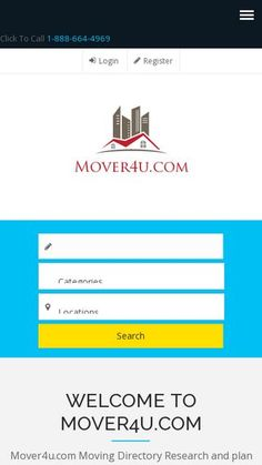Moving Company Quotes Cool What Describe Mover4U Moving Directory Team  Moving Directory