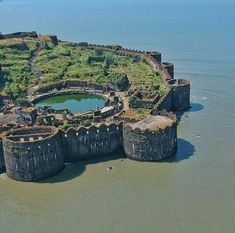 Forts, Castle, Traveling, India, River, Outdoor, Viajes, Outdoors, Goa India
