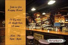 New Oyster Bar/Bar w Food - Preserve 24, LES