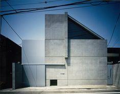 Yasuda Atelier / Koichi Yasuda House in Daizawa. Setagaya-ku. Tokyo. #design