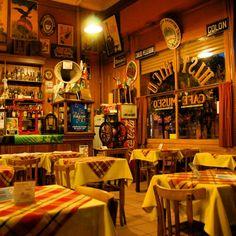 Antiguo Cafe de mi barrio #bahiablanca