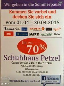 Gretas+Lebenslust:+Schuhhaus+Petzel;+da+geht+die+Post+ab!