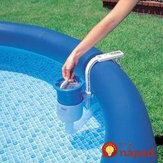 Finta tejto babičky, ako vyčistiť vodu v bazéne valcuje internet: Odporúča to vyskúšať úplne každému!
