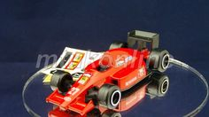 TOMICA 117 FERRARI F1 | JAPAN | 117B-1 | FIRST
