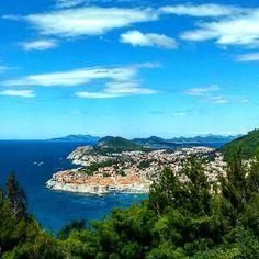 Amazing view at Dubrovnik #Kroatien #Croatia