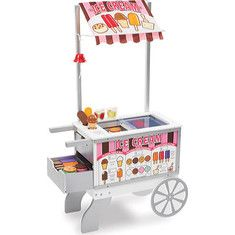 Snacks & Sweets Food Cart