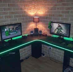 Cable management is pretty bad on this setup but the led lights actually look pretty dope for once! Do you guys like them? Owner: @9illest Rating: 8/10 Comment what you think about the setup in order to make this sweet setup even better! Check out the lin http://amzn.to/2ldYdqf
