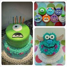 All You Need Is Cupcakes!: Diario de una Pastelería: Monstruos de fiesta