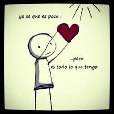 Mi humilde pero mas caluroso regalo... Spanish Quotes, Love Words, Flirting, Me Quotes, Hilarious, Facts, Humor, Motivation, Sayings
