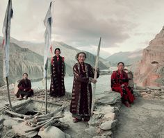 Mustang Tribe, Nepal from Before they Pass Away, Jimmy Nelson