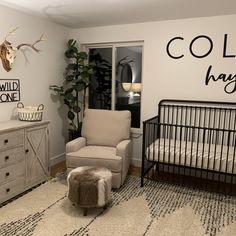 Any custom quote your custom quote wood words wood word cut Nursery Name, Nursery Signs, Baby Nursery Decor, Nursery Room, Nursery Ideas, Girl Nursery, Vintage Baby Boy Nursery, Rustic Nursery Boy, Black Crib Nursery