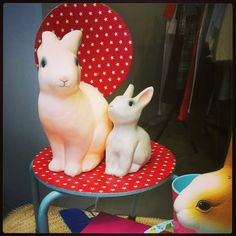 The easter bunny was here yonkel ork shop in berlin that easter gifts for babies and children our hk ideas negle Choice Image