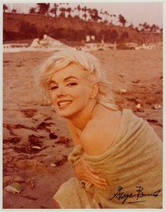 George Barris - Marilyn Monroe: The Last Photos; Creation Date: 1962; Medium: chromogenic prints; Dimensions: 33.66 X 26.04 cm.