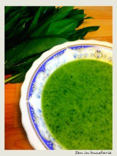 Supa crema de leurda si menta Detox, Food And Drink, Soup, Cooking Recipes, Ethnic Recipes, Knits, Inspired, Kitchen, Chowder